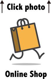 Online shop entrance