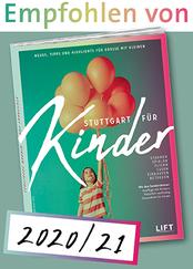 Hinweis - Empfohlen von Stuttgart für Kinder