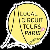 Local circuit tours guide conférencière