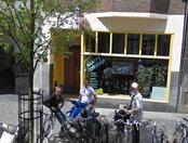 Coffeeshop Maxcys