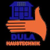 Website erstellt für Dula Haustechnik