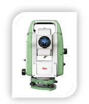 Estacion total Leica TS03