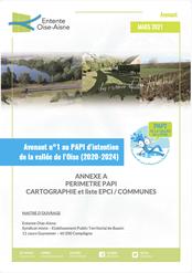 Annexe (A) - avenant (2021) à la convention cadre