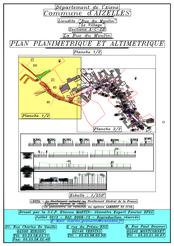 Annexe : topographie