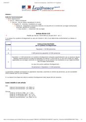 Article R114-13 du CE