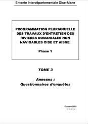Phase 1, tome 3