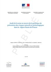 Rapport CGEDD, mai 2019