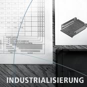 DMTcreaktiv Industrialisierung