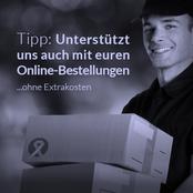 Unterstützen Sie uns mit Ihrem Online-Einkauf ohne Extrakosten!