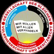 """Wochenzeitung """"Der Aufstand"""" von Gesellschaft der Gleichen - Hamburg"""