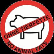 Ohne Tierfett / No Animal Fats