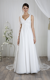 Brautkleid in ivory