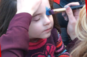 maquillage enfant animation Tarbes Pau Auch dax toulouse bayonne 65 64 33 32 31 40