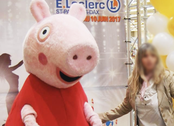 animation peppa pig magasin centre commercial tarbes pau toulouse bayonne