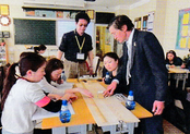 Teaching experiment