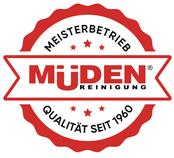 mueden.de Startseite, Logo von Müden Siegel