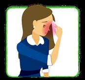 大阪府 堺市 耳鼻科 耳鼻咽喉科 しまだ耳鼻咽喉科 副鼻腔炎 ちくのう症 蓄膿症