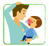 大阪府 堺市 耳鼻科 耳鼻咽喉科 しまだ耳鼻咽喉科 風邪 小児感染症