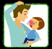 大阪府 堺市 泉ヶ丘 耳鼻科 耳鼻咽喉科 しまだ耳鼻咽喉科 風邪 小児感染症