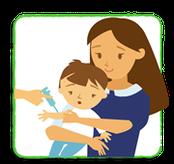 大阪府 堺市 泉ヶ丘 耳鼻科 耳鼻咽喉科 しまだ耳鼻咽喉科 インフルエンザ 感染症 予防接種