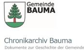 Chronikarchiv Bauma