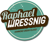 Raphael Wressnig Hammond Organ Player Bad Radkersburg