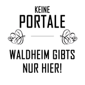 KEINE PORTALE - DIE FERIENWOHNUNGEN IM WALDHEIM GIBTS NUR HIER