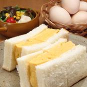 出し巻き卵サンド ニコル 京都 卵サンド