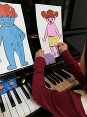 どれみ音楽教室 どれみらぼ ピアノプログラム 鬼のパンツ
