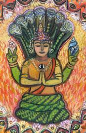 Patanjali - der Verfasser des Yoga-Sûtra
