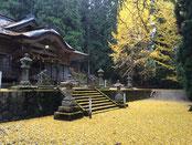 福榮神社で金運上昇