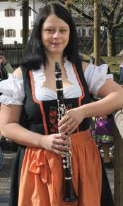 Bild Blaskapelle Meeder - Klarinette