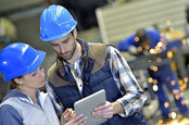 Un expert accompagne vos équipes pour animer l'analyse des flux de production