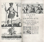 Traité du chocolate - 1685