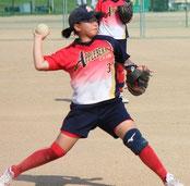 NATSUMI 金沢市の森本ABC小学生ソフトボールチーム