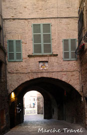Porta San Filippo, Recanati
