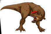 Bild eines Abelisaurus