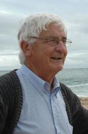 Adrien Le Formal, maire de Plouhinec