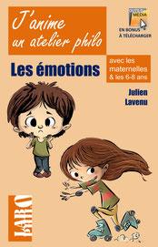 Un livre pour animer un atelier sur les émotions