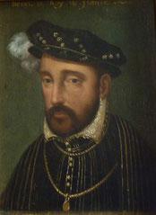 Henri II.Château de Blois.(Source : Sylve VALENTIN).