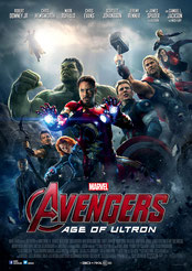 Avengers - Age of Ultron Filmposter