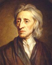 John Locke  (1632 – 1704),  Vordenker eines modernen Staatswesens