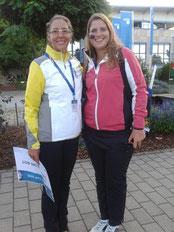 Volunteer mit Leonie Harm - © Manuela John