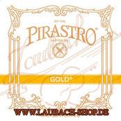 Gold Pirastro - жильные струны