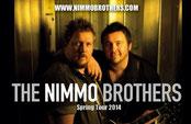 """Stevie und alan Nimmo (rechts) sind die """"Nimmo Brothers"""" aus Glasgow (Foto: Nimmo)"""