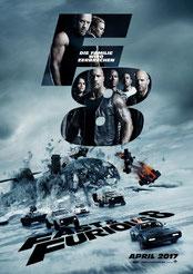 Plakat Fast & Furious 8