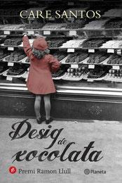"""""""Desig de xocolata"""", guanyador del Premi Ramon Llull 2014"""