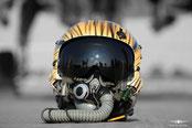 Arctic Tiger Helm