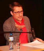 Stephan Bürgi 2018 im Kornhauskeller Frick