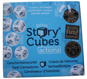 Story Cubes Actions Spiele DaF A1 A2 B1 B2 C1 C2